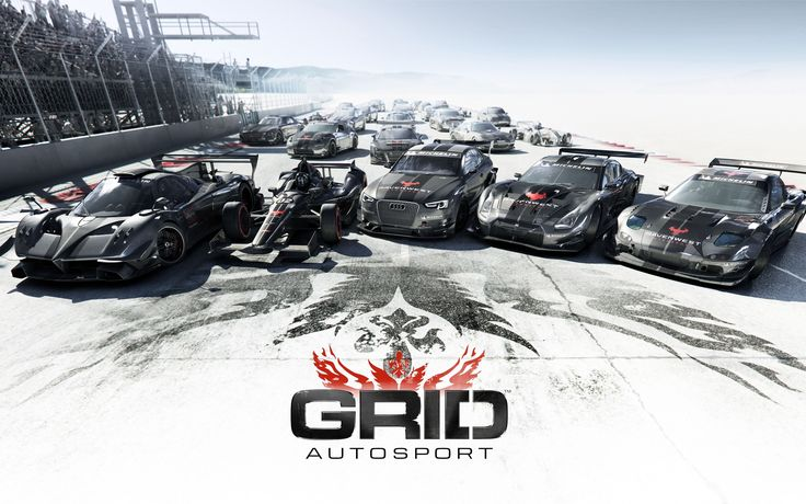 grid autosport game Wallpapers