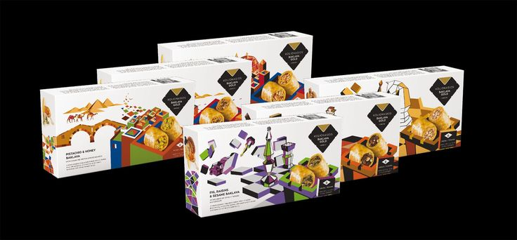 Kolionasios Baklava Gold - Products   Baklava Gold
