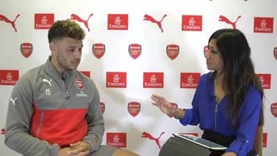 BT Sport caught up with Alex Oxlade-Chamberlain to discuss all your questions ahead of West Ham United v Arsenal, live tomorrow on BT Sport 1 HD and 4K at 5pm. #AFC
