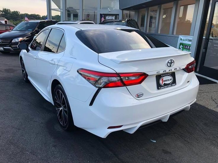 2018 Toyota Camry For Sale in Clifton Heights PA 1 Owner