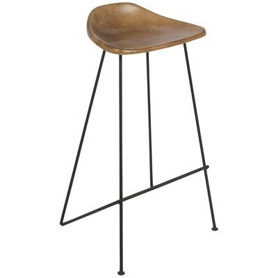 Best 25 Leather Bar Stools Ideas On Pinterest Leather