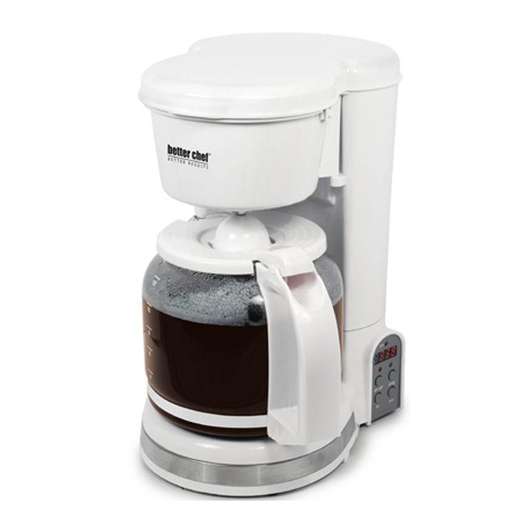 12-Cup Digital Programmable Coffee Maker