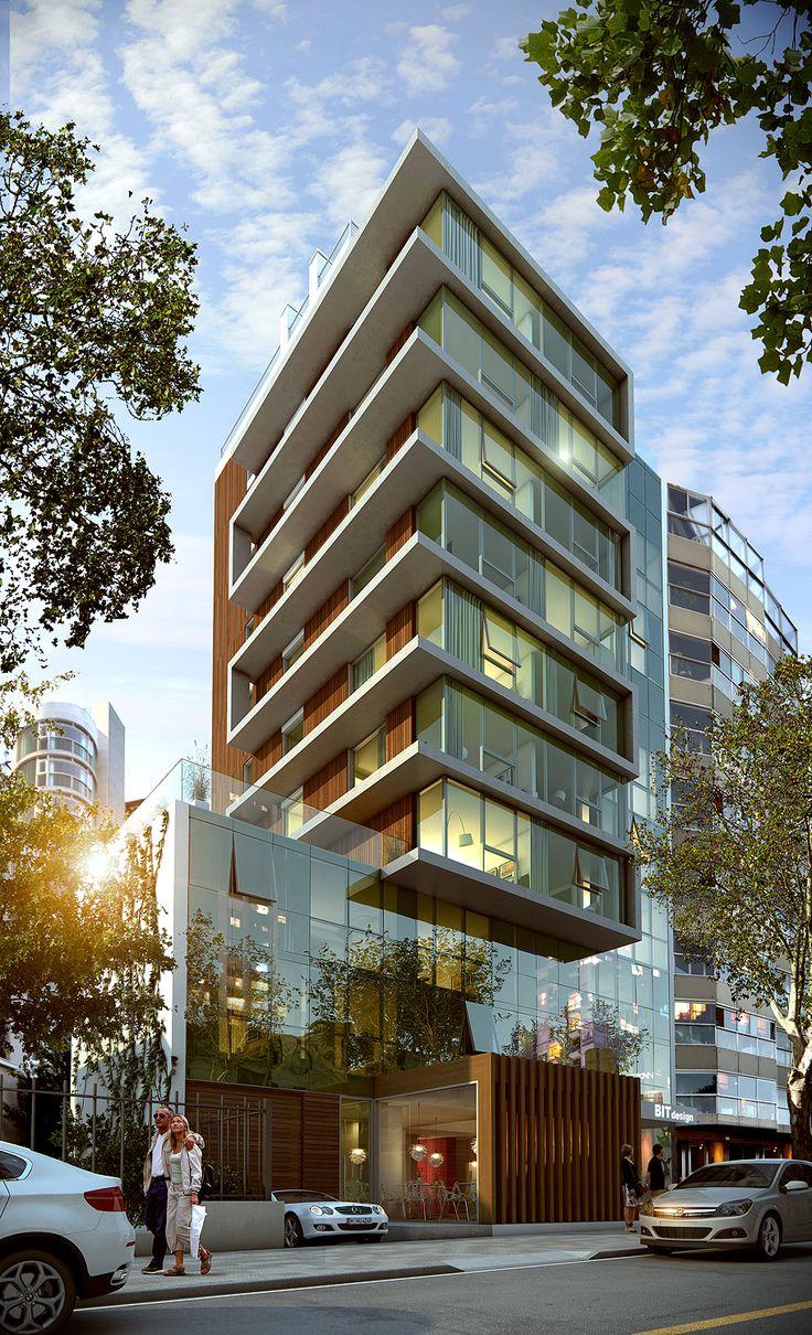 M s de 25 ideas incre bles sobre edificios modernos en for Designhotel 54