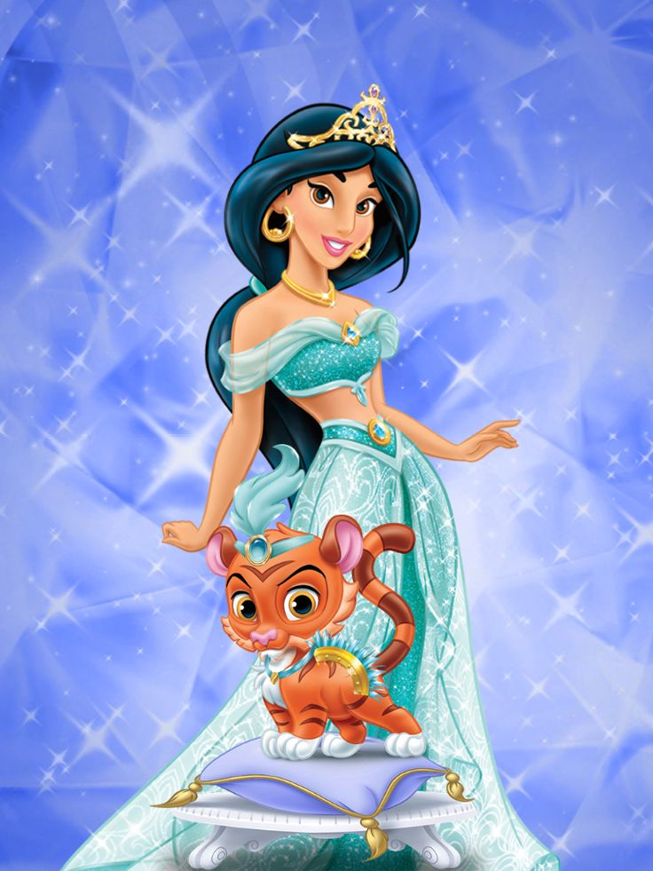 Disney prinses palace pets