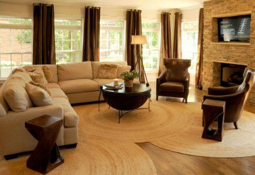 teppich verlegen teppichboden läufer teppiche übereinander wohnbereich