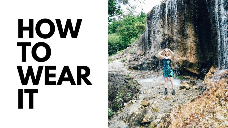 Romania | Waterfall | Fashion photography | Fashin details | Fashion blogger | Blogging | Street Style | Personal Style | Outfit | Sequin dress | Boots