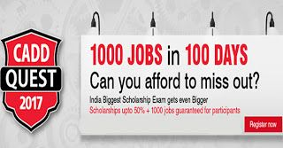 Cadd Centre Nandanvan: CaddCentre offer 1000 jobs in just 100 days. ..@#CADD Quest brings for the first time in India, 1000 jobs in just 100 days.  Cadd centre nandanvan Nagpur and Cadd Centre Sadar  #Get connect with us to grab opportunity