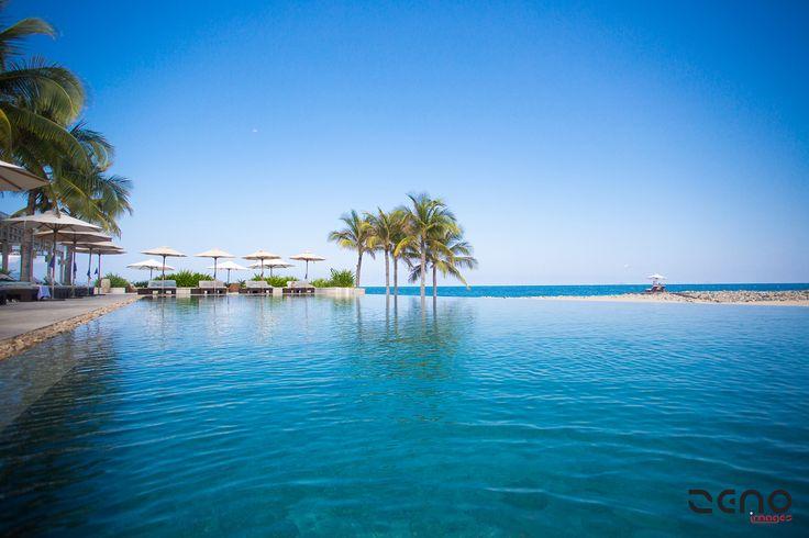 Vietnam Resort Photography - The Pool at MIA Resort - Nha Trang, Vietnam