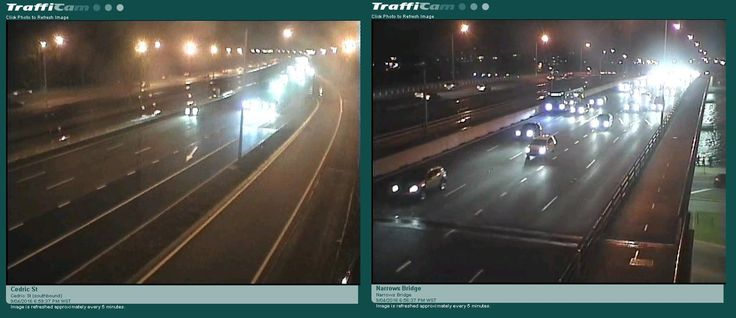 Check on local traffic conditions before leaving on your journey. http://trafficam.mainroads.wa.gov.au/SelCamera.asp
