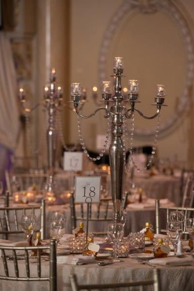 Centrepieces - Candelabras http://www.fusion-events.ca/