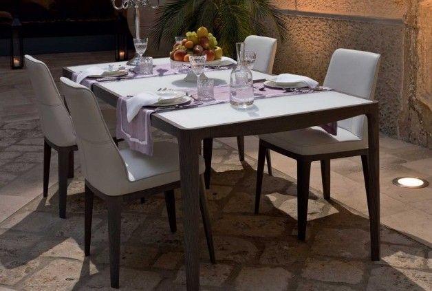 Vesta Dining Chairs From Natuzzi Italia Natuzzi Italian