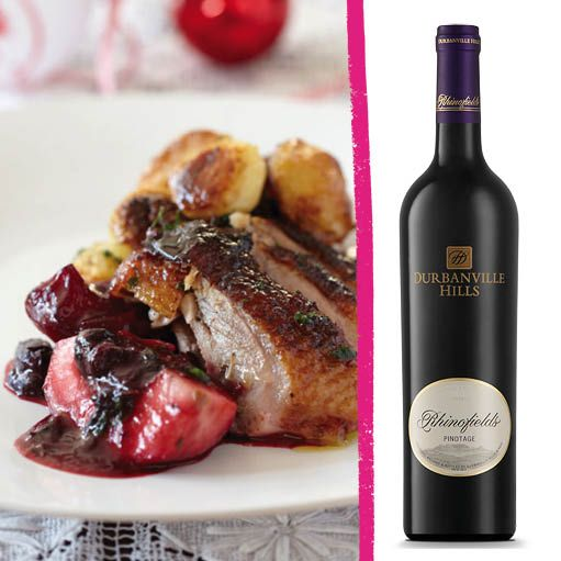 Durbanville Hills Rhinofields Merlot 2012, R115PAIRS WELL WITH: Serve with grilled tuna, salmon, baby chickens stuffed with prunes and pork mince, and ragout of lamb with black olives and fresh thyme.TRY IT WITH GH'S: Pan-roasted Salmon with Plum-cucumber Salsa. BUY IT FROM VINOTÈQUE NOW.