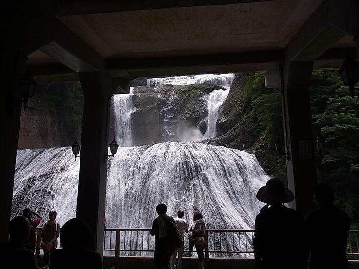 茨城の袋田の滝は知られざる名所!日本三大瀑布