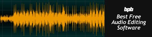 Best Free Audio Editing Software- http://importanceoftechnology.com/best-free-audio-editing-software/