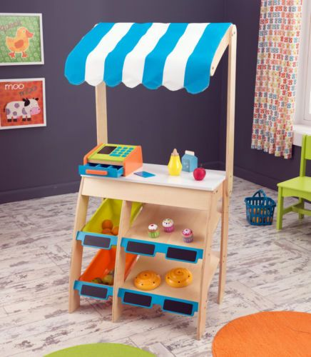 Kids-Play-Shop-Market-Stall-Toy-Supermarket-Pretend-Play-Grocery-Cash-Register