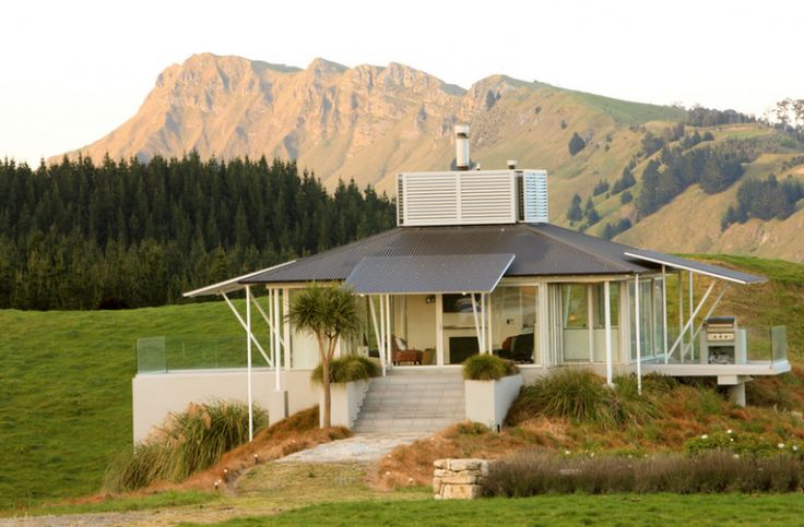 Hawkes Bay Holiday Home,  The Glass House, Hawkes Bay