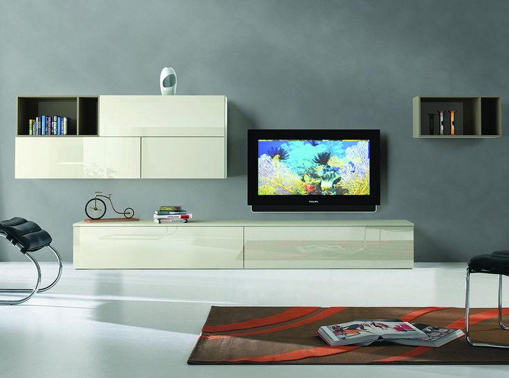 Modern Wall Unit 3D 25 By Artigian Mobili   $3,725.00