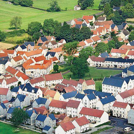Dukes Rise | Field Farm Shepton Mallet | Masterplan | Residential district | ADAM Urbanism