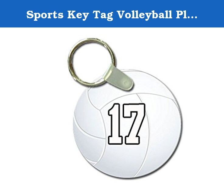 479 best key chain flashlights flashlights hand tools power sports key tag volleyball player number 17 add a touch of sports to your keys ccuart Choice Image