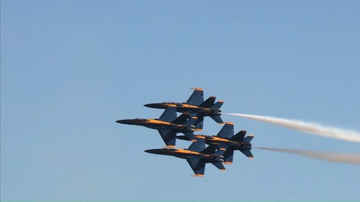 Highlights of the 2016 Air Show aboard Marine Corps Air Station (MCAS) Miramar, San Diego, California. Spectators enjoyed many static displays showcasing aircraft and were entertained with variety of performances including... the Oracle Challenger, AV-8B Harrier II, Dan Buchanan Hang Glider, the Breitling Jet Team, U.S. Navy Blue Angels, U.S. Navy Leap Frogs, U.S. Army Golden Knights, and the Marine Air Ground Task Force.