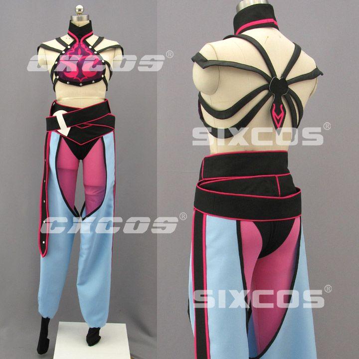 elianiande | Rakuten Global Market: JURI Street Fighter IV Street fighter cosplay costume