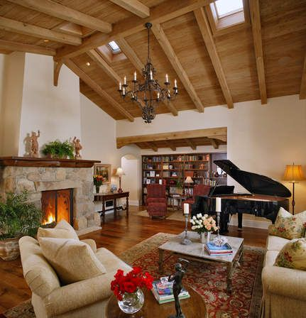 11 best i cant believe its a new build images on pinterest house tom meaney santa barbara architect malvernweather Gallery