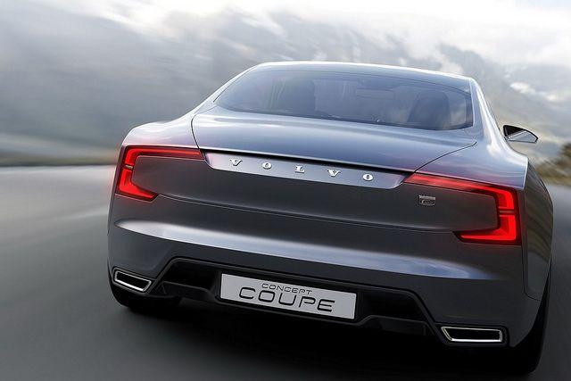 Volvo Coupe koncept 2013.