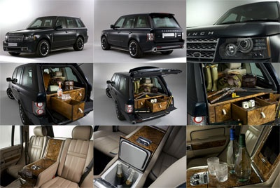 overfinch holland holland range rover cool hunting pinterest cars range rovers and spaniels. Black Bedroom Furniture Sets. Home Design Ideas