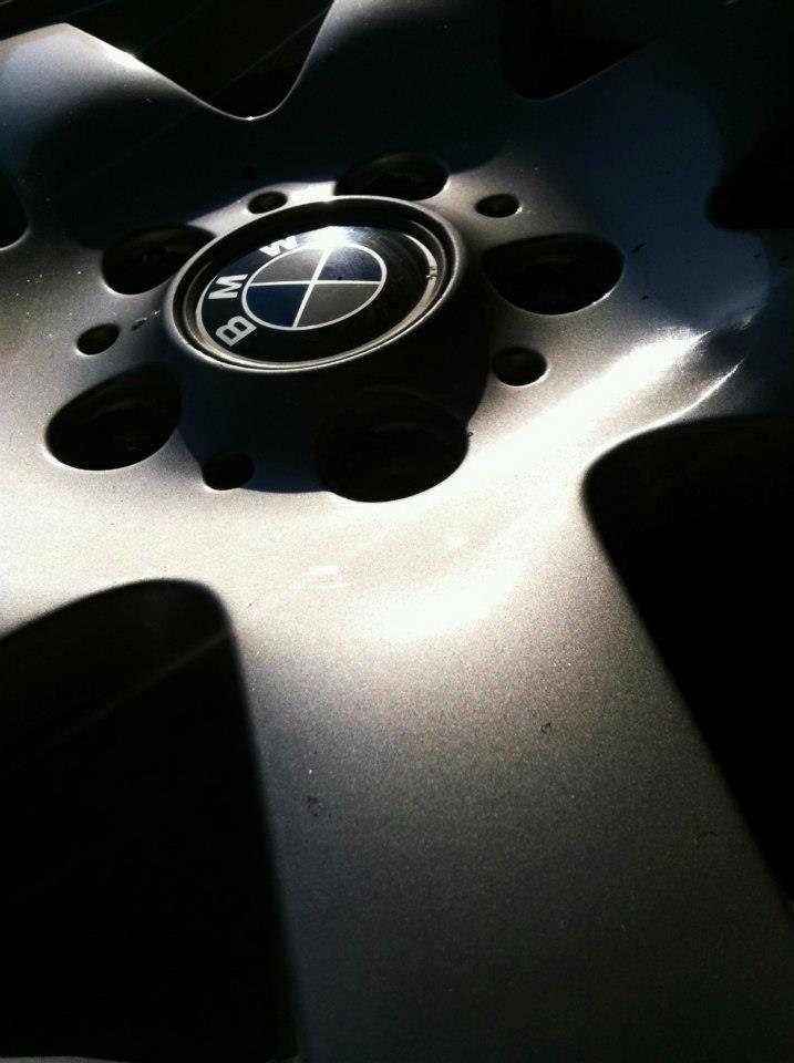 BMW and lights :)