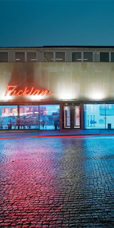 Filmhuset Facklan, Kungsbacka | Semrén & Månsson