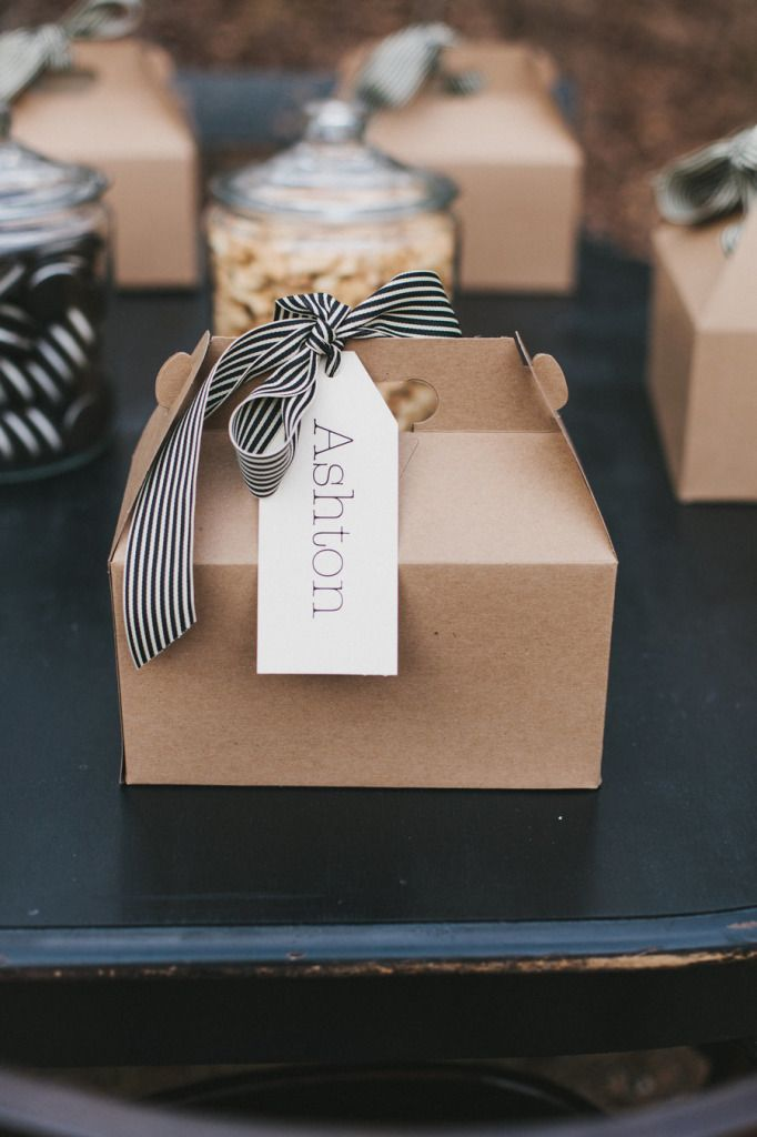 gable box welcome wedding clear - Google Search