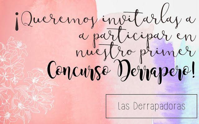 Te invitamos a participar del #ConcursoDerrapero, es #internacional. Estamos sorteando el primero libro de la #TrilogíaDelPlacer (Elena Montagud), #TrazosDePlacer. #EnPapel.  ¡Hacerlo es muy sencillo, solo tienes que seguir los pasos que indicamos en la entrada del blog. Mientras más hagas, más posibilidades de ganar tienes!   #Copate #LosPatitosBuscanNuevaDueña #LoQuieroYNoPuedoParticipar