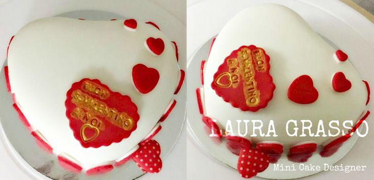 Mini cake di S.Valentino