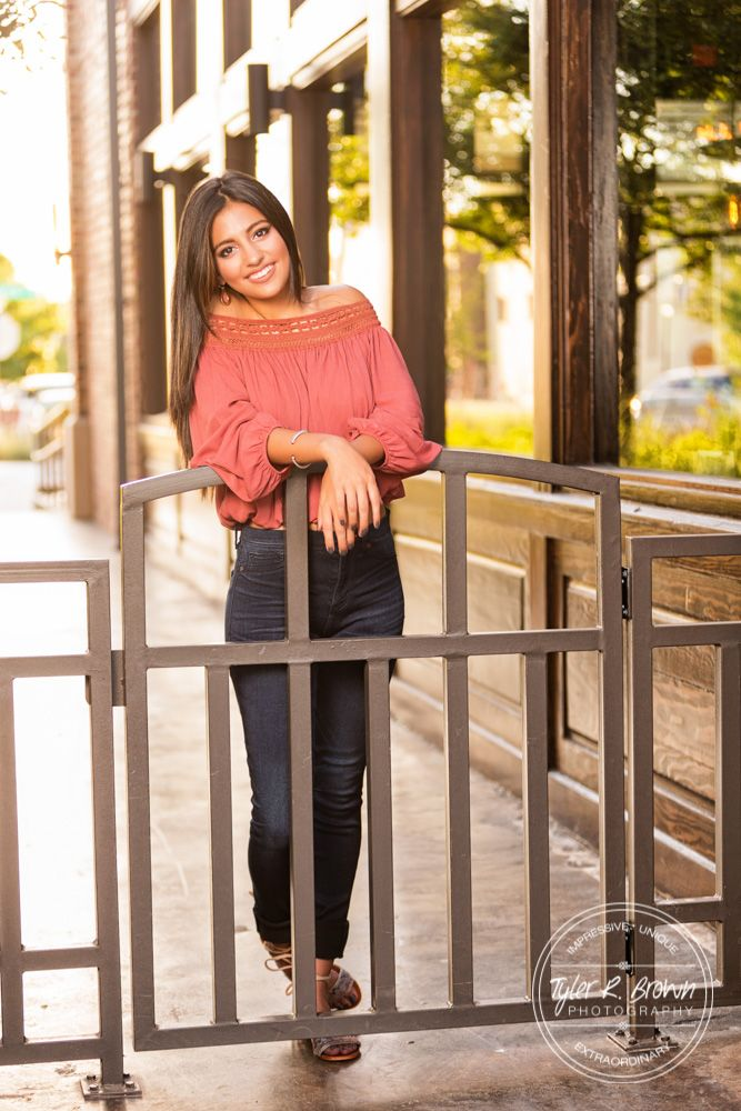 Casual - Summer - Spring - Outside - Senior Session - Photography - Glam - Graduation - Class of 2017 - Frisco, Texas - Tyler R Brown Photography