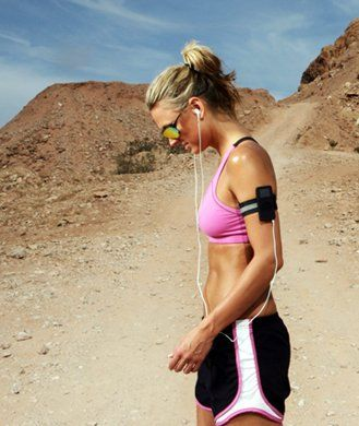 Fitness Music: 10 Tracks for Hitting the Track | Shape Magazine