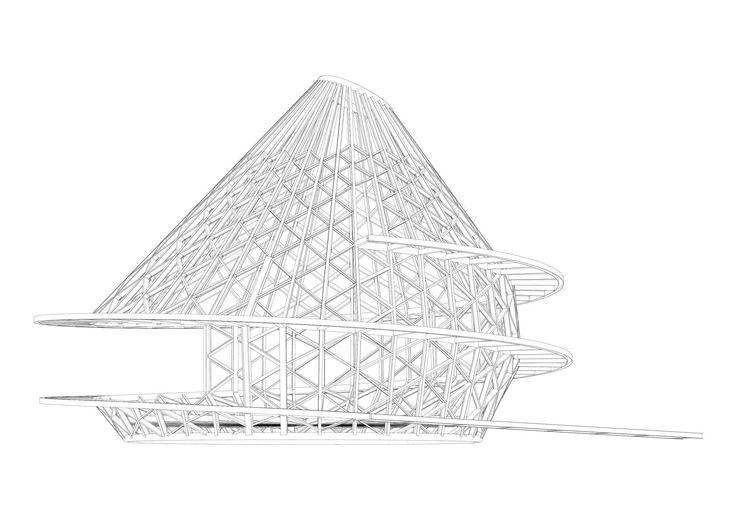 Serpentine Gallery Pavilion – Snøhetta