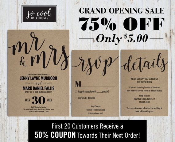 Formal Wedding Invitation Templates: 17 Best Ideas About Formal Invitations On Pinterest