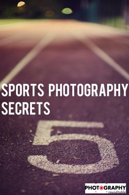 How to take better sports photography