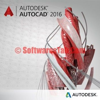 AutoCAD 2016 Crack Plus Full Setup Free Download: