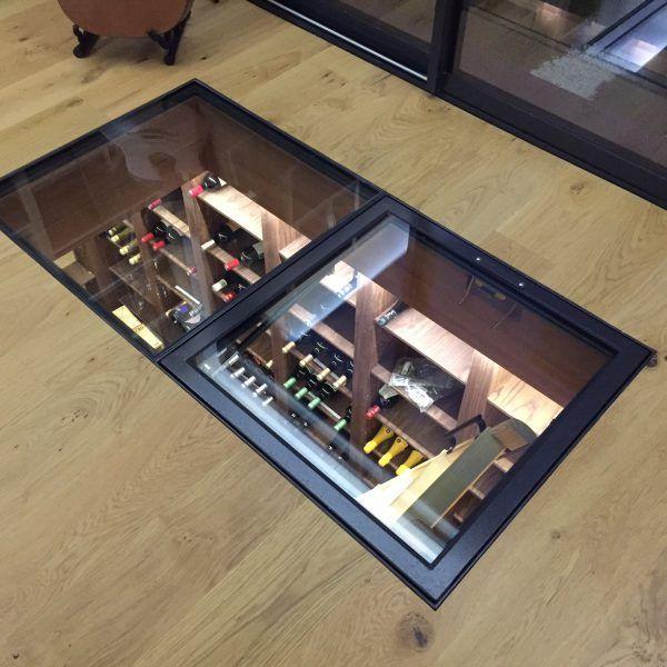 Die Luken Z Hd Unterirdische Stapelspeicher Polycave In 2020 Doors And Floors Glass Floor Flooring
