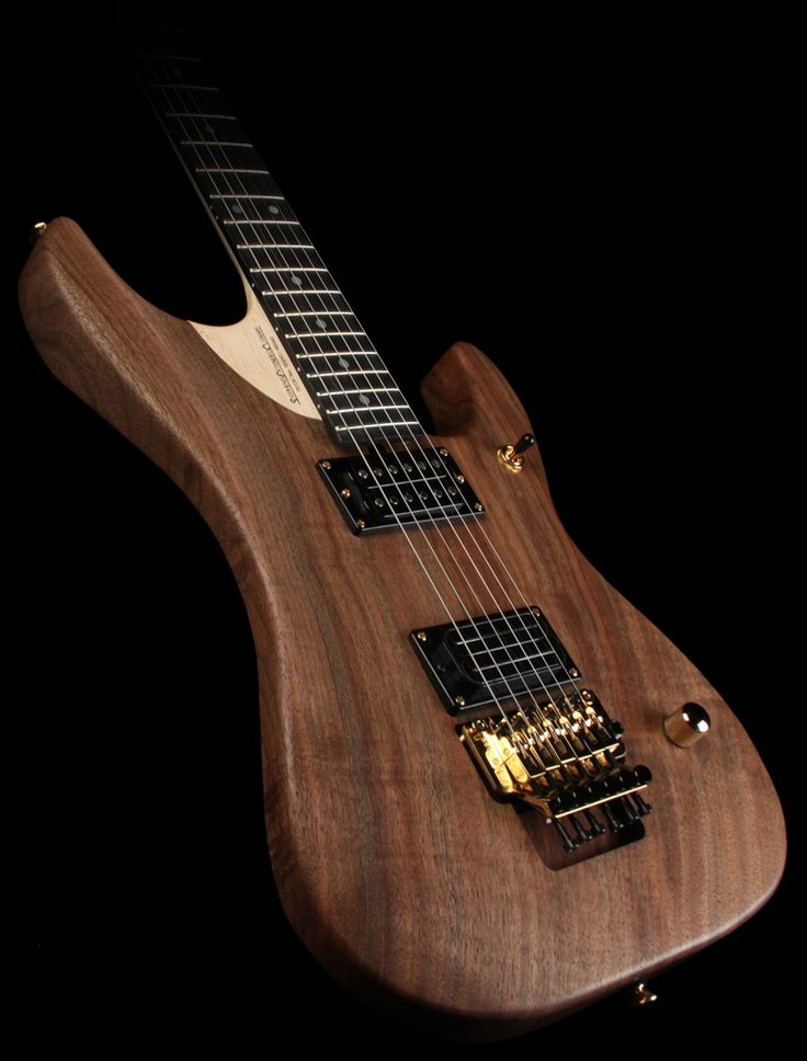 washburn electric guitars | ... Custom Shop Limited Edition Walnut N4 Nuno Bettencourt Electric Guitar
