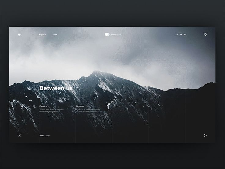 Between Us - Parallax Scrolling parallax parallax scrolling smooth