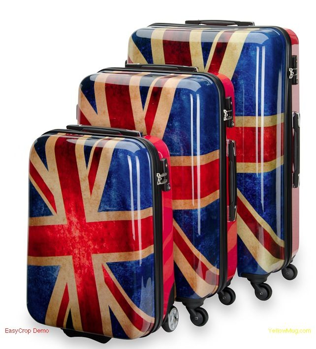 Union Jack Luggage shut the front door !!!