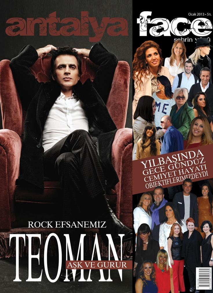 AntalyaFace Dergisi, Ocak sayısı yayında! ÜCRETSİZ okumak için: http://www.dijimecmua.com/antalya-face/