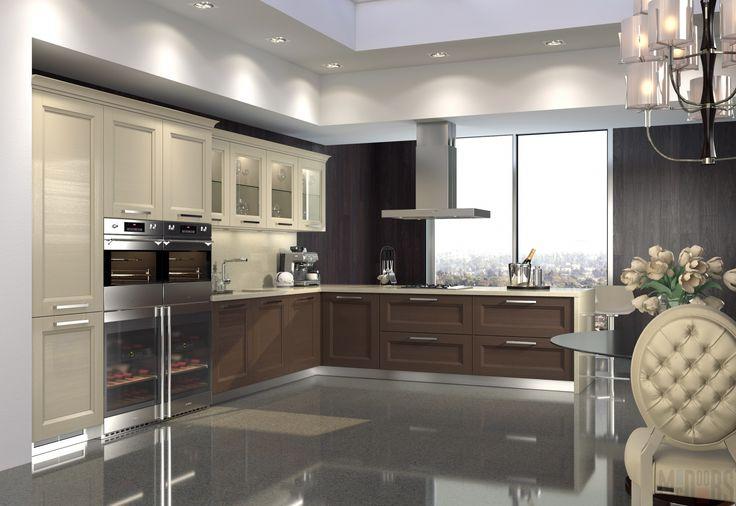 Кухня Interium Модерн.22