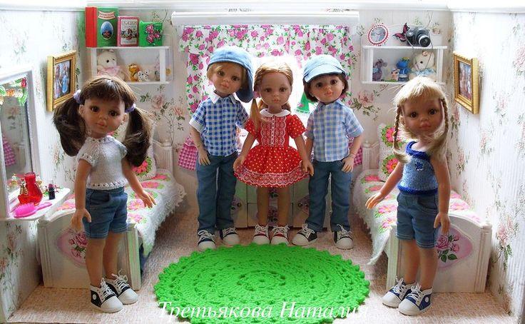 Мои первые кеды для кукол / Одежда и обувь для кукол своими руками / Бэйбики. Куклы фото. Одежда для кукол