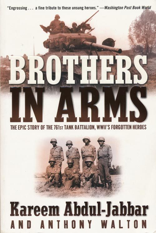 Title: Brothers in Arms | Author/Guest: Kareem Abdul-Jabbar | Episode 8138 | #Books #TheDailyShow