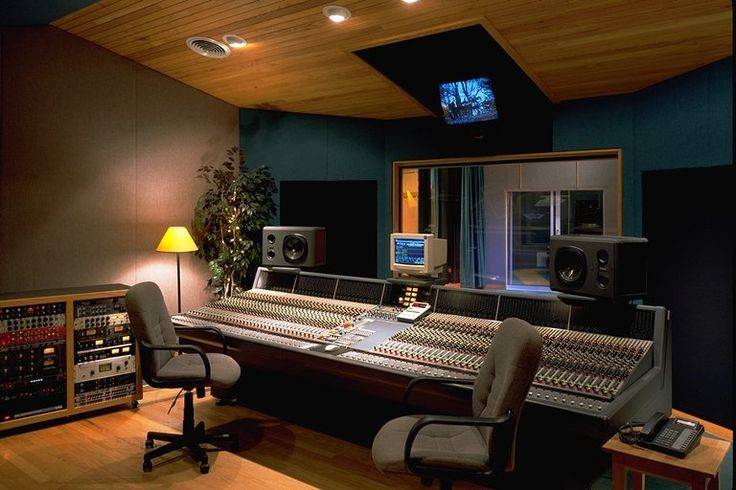 Audio Room   Equipment Of Sound Recording And Smart Layout Creative Design  Room ...   AB Office   Pinterest   Recording Studio, Studio And Music  Studios