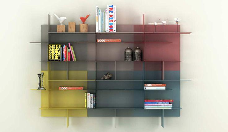 L'architetto Claudio Fusina firma per Gentilin Design una nuova collezione di mobili in metallo, minimalista e funzionale, dedicata a un target giovane.