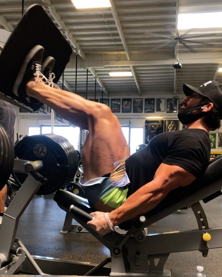 Joe Andrews On Instagram Try This My Favorite Leg Day Save Tag A Friend Turn On My Post Notifications Save Thi Legs Day Turn On Me Back Squats